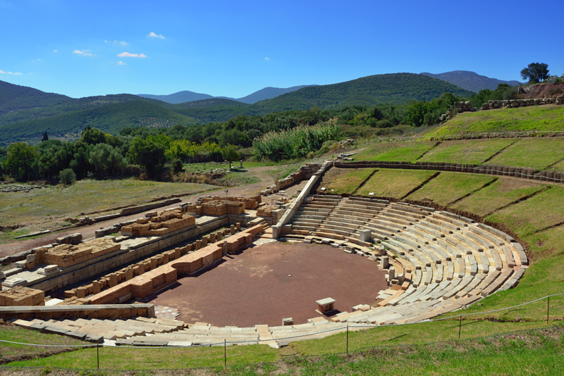 Archaeological Site of Ancient Messene - GTP